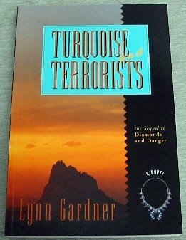 Image for TURQUOISE AND TERRORISTS