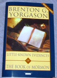 Image for LITTLE KNOWN EVIDENCES OF THE BOOK OF MORMON