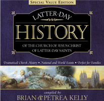 Image for Latter-Day History of the Church of Jesus Christ of Latter-Day Saints (23 Cds) - Complete Book on Audio CD