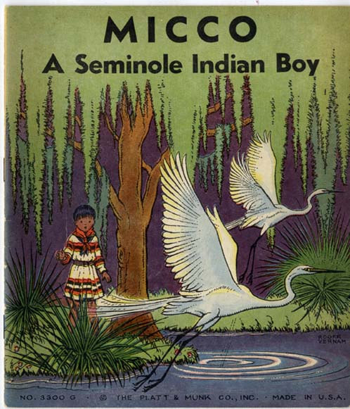 Image for MICCO A SEMINOLE INDIAN BOY -