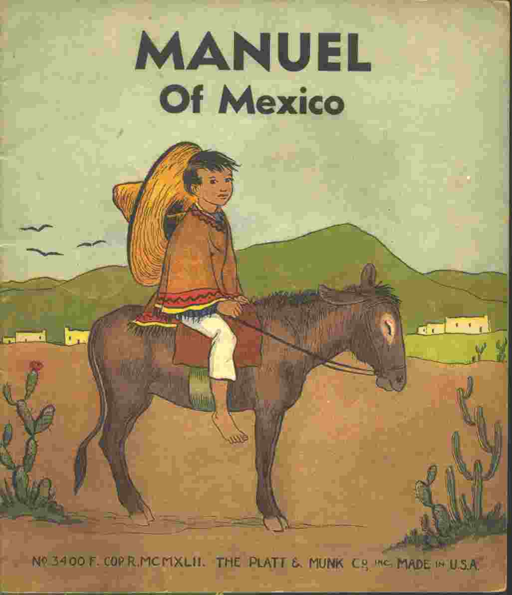 Image for MANUEL OF MEXICO - 3400F
