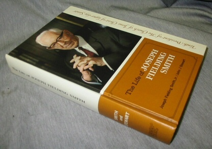 Image for THE LIFE OF JOSEPH FIELDING SMITH -  Tenth President of the Church of Jesus Christ of Latter-Day Saints