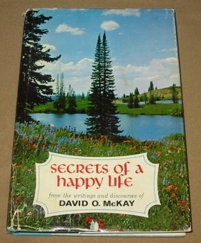 Image for SECRETS OF A HAPPY LIFE