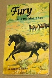 Image for FURY AND THE MUSTANGS