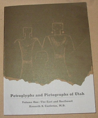 Image for Petroglyphs and Pictographs of Utah - The East and Northeast