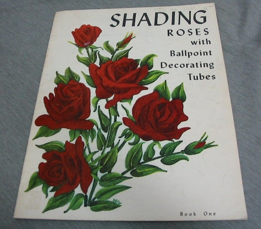 Image for Shading Roses with Ballpoint Decorating Tubes
