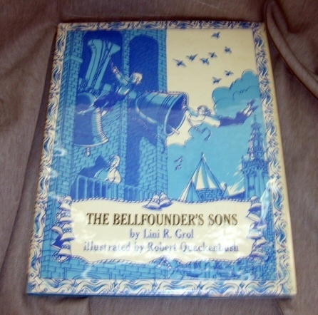 Image for THE BELLFOUNDER'S SONS,
