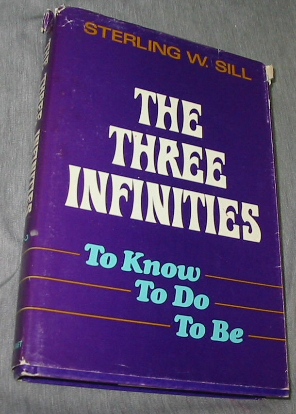 Image for The Three Infinities - To Know, To Do, To Be