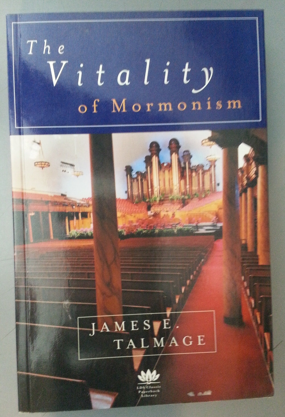 Image for The Vitality of Mormonism