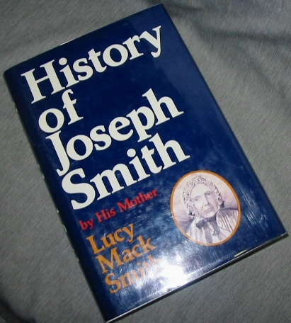 Image for History of Joseph Smith by His Mother - Lucy Mack Smith