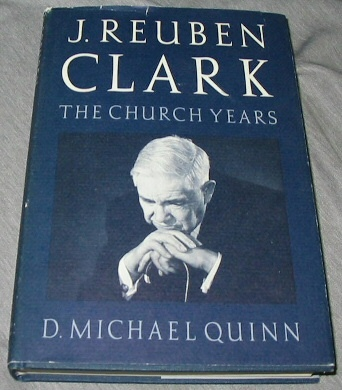 Image for J. REUBEN CLARK - The Church Years - Vol 2