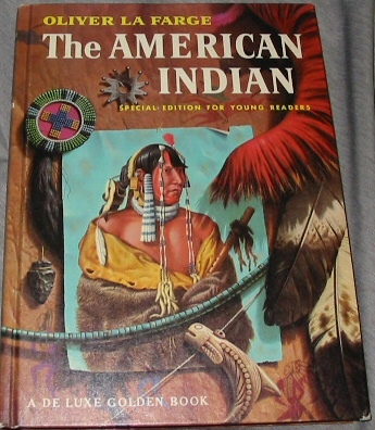Image for THE AMERICAN INDIAN - Special Edition for Young Readers