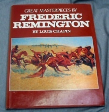Image for GREAT MASTERPIECES BY FREDERIC REMINGTON