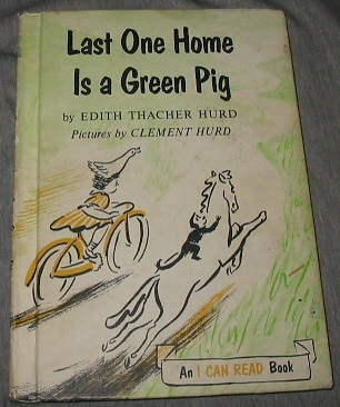 Image for LAST ONE HOME IS A GREEN PIG