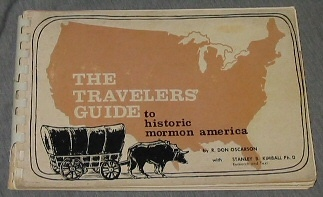 Image for THE TRAVELERS' GUIDE TO HISTORIC MORMON AMERICA