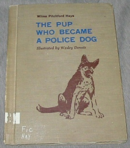 Image for THE PUP WHO BECAME A POLICE DOG