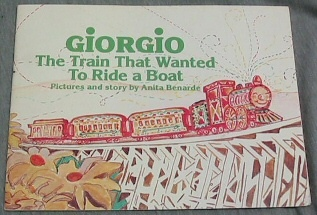 Image for GIORGIO..THE TRAIN THAT WANTED TO RIDE A BOAT