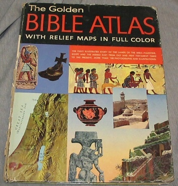 Image for THE GOLDEN BIBLE ATLAS