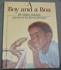Image for A BOY AND A BOA