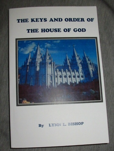 Image for THE KEYS AND ORDER OF THE HOUSE OF GOD