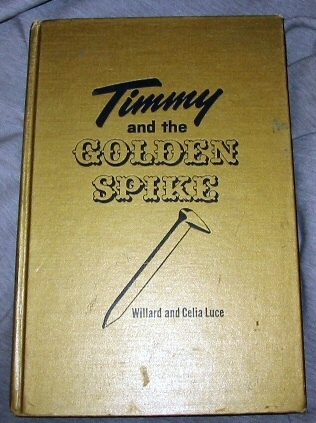 Image for TIMMY AND THE GOLDEN SPIKE