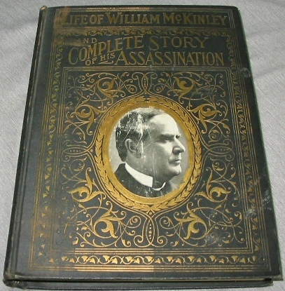 Image for COMPLETE LIFE OF WILLIAM MCKINLEY