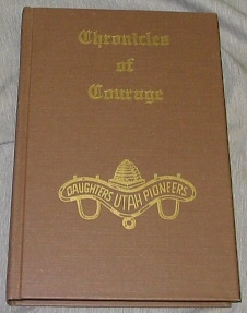Image for Chronicles of Courage - Vol 3 -