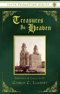 Image for TREASURES IN HEAVEN - Faith Promoting Series Vol 15