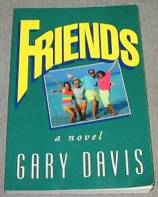Image for FRIENDS -  A Novel