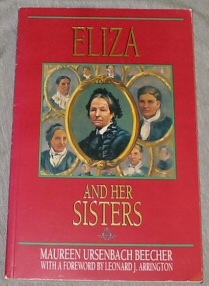 Image for ELIZA AND HER SISTERS