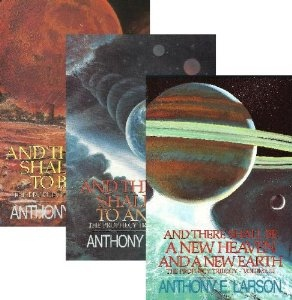 Image for The Prophecy Trilogy 1 - 3 - Vol 1, and the Moon Shall Turn to Blood - Vol 2, and the Earth Shall Reel to and Fro - Vol 3, and There Shall be a New Heaven and a New Earth