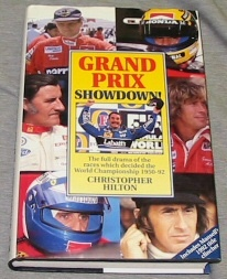 Image for GRAND PRIX SHOWDOWN! -  The Full Drama of the Races Which Decided the World Championship 1950-92