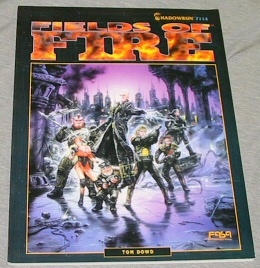 Image for FIELDS OF FIRE