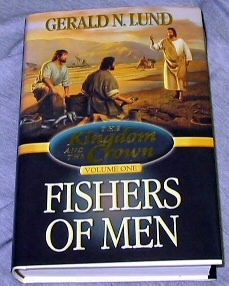 Image for THE KINGDOM AND THE CROWN - VOL. 1 -  Fishers of Men