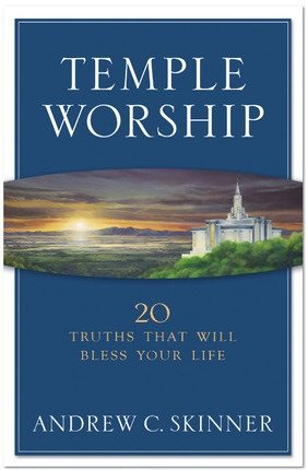 Image for TEMPLE WORSHIP -  20 Truths That Will Bless Your Life