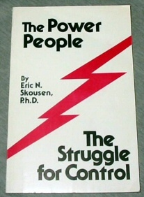 Image for THE POWER PEOPLE - The Struggle for Control of America's Lifeblood