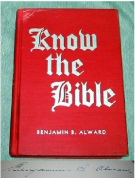 Image for Know the Bible