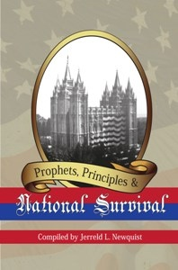Image for PROPHETS, PRINCIPLES AND NATIONAL SURVIVAL