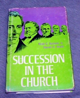 Image for SUCCESSION IN THE CHURCH