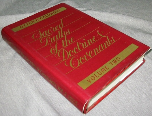 Image for Sacred Truths of the Doctrine & Covenants Vol. 2