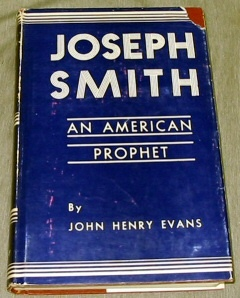 Image for JOSEPH SMITH - An American Prophet