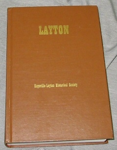 Image for LAYTON - UTAH HISTORIC VIEWPOINTS