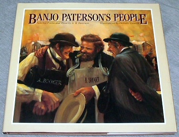 Image for BANJO PATERSON'S PEOPLE - Selected Poems and Prose by A. B. Paterson