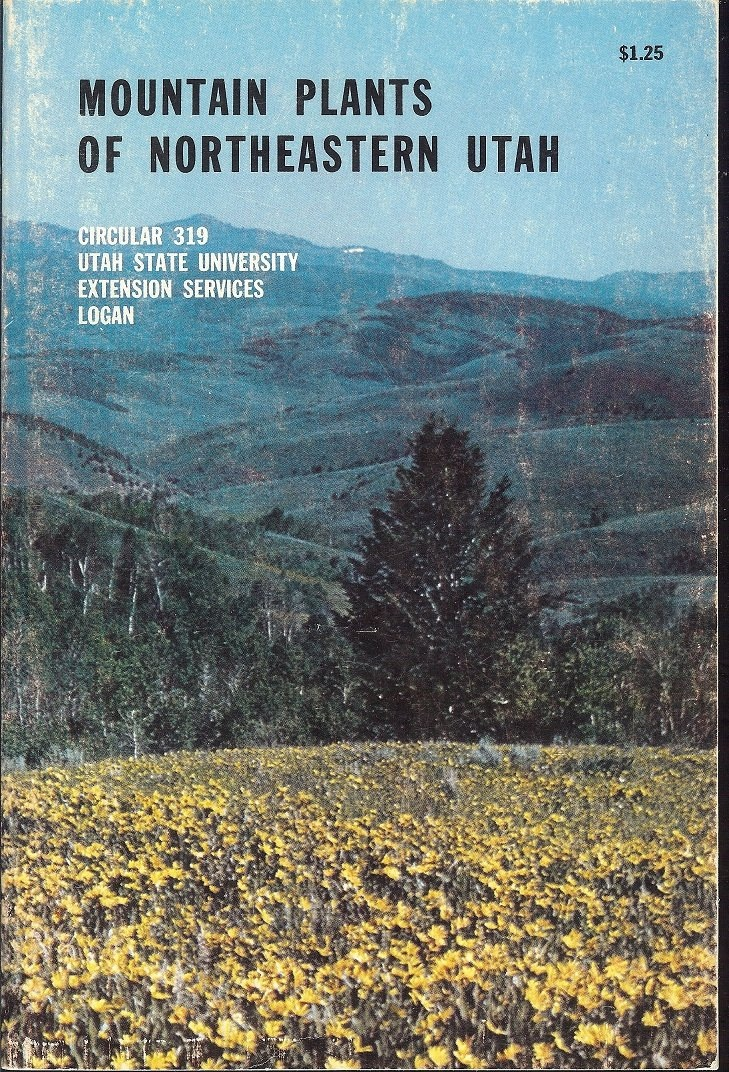 Image for Mountain Plants of Northeastern Utah