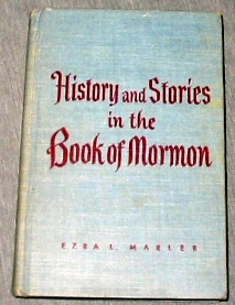 Image for HISTORY AND STORIES IN THE BOOK OF MORMON