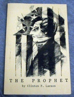 Image for THE PROPHET - Poetry Drama and Grand Opera Libretto
