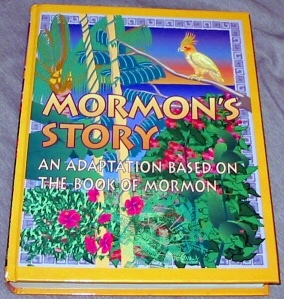 Image for MORMON'S STORY - An Adaptation Based on the Book of Mormon
