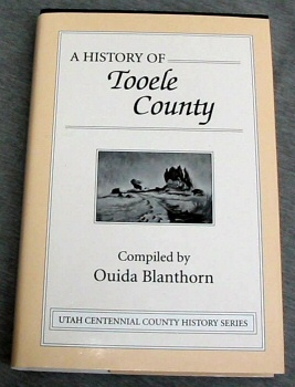 Image for A HISTORY OF TOOELE COUNTY