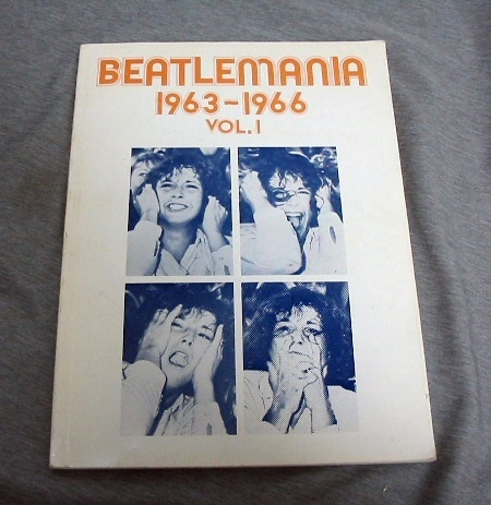 Image for BEATLEMANIA 1963-1966