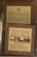 Image for PIONEER LEGACY (PAPERBACK & CD)